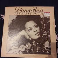 DIANA ROSS - GREATEST HITS, (UK), LP