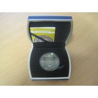 Беларусь - 20 рублей 2007 - Масленица Ag (с футляром, без минимальной цены)