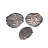 Монетки ФИ 3шт