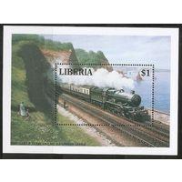 1994 Либерия 1609 / B138 Локомотивы
