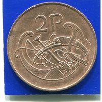 Ирландия 2 пенса 1971