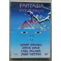 DVD. ASIA. Fantasia. Live In Tokyo.