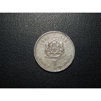 Марокко 1  дирхам 1987