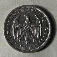 Третий Рейх, 1 Рейхсмарка 1934 G
