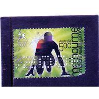 Австралия.  Mi:AU 2530. Игры Содружества в Мельбурне. 2006.
