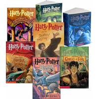 Джоан Кэтлин Роулинг - Гарри Поттер (7 книг из 7) - аудиокниги на английском языке