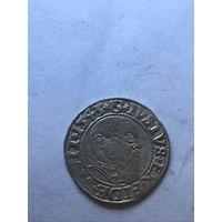 Грош  1543 г. - с 1 рубля.