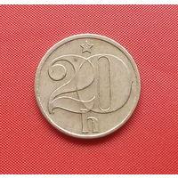 71-33 Чехословакия, 20 геллеров 1978 г.