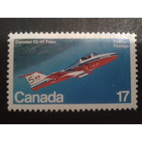 Канада 1981 самолет