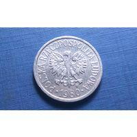 10 грош 1980. Польша. XF!
