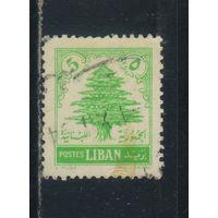Ливан Респ 1953 Кедр Стандарт #483
