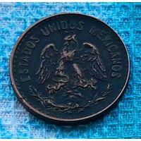 Мексика 2 цента 1905 года. Инвестируй в историю!