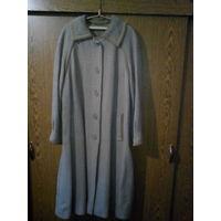 Пальто женское суконное р.48-50/168