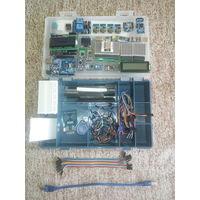 Набор Ардуино и комплектующие! 4 ПЛАТЫ!    8 ДИСПЛЕЕВ! Arduino Uno,Pro mini,Nano,датчики и ESP8266!