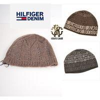 РАСПРОДАЖА!!! СКИДКА 60 %!!! Шерстяные шапки Roberto Cavalli, HILFIGER DENIM, 100 % оригинальные с голограммами подлинности, 100 % оригинальные