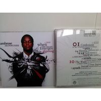 Ambrose Akinmusire. When the heart emerges glistening (CD)