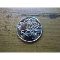 Намибия 50 центов 2010