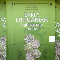Early Lithuanian half-groats 1495-1529. Издание Kaunas 2017