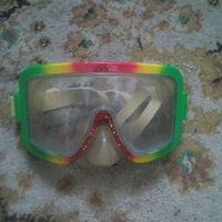 Маска очки для подводного плавания-ныряния