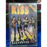 KISS. Destroyer.