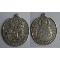 Медальон серебро 84