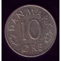 10 эре 1981 год Дания