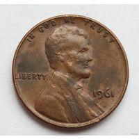 1 цент 1961