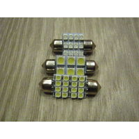 Светодиодные лампочки для габаритов и салона автомобиля