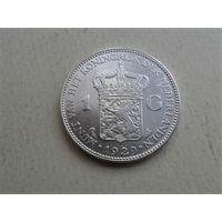 Нидерланды 1 гульден 1929