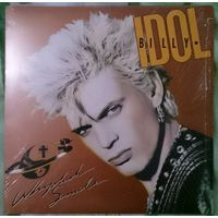 Billy Idol - Whiplash Smile, LP