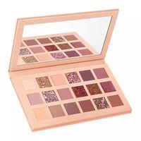 Палетка теней Huda Beauty Nude Eyeshadow Palette