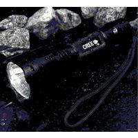 Светодиодный фонарь С8 Q5 + батарея