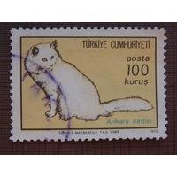 Турция 1973г. Фауна.