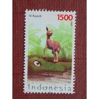 Индонезия 2006г. Фауна