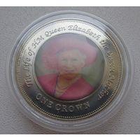 Распродажа! Остров Найтингейл (Тристан-да-Кунья) 1 крона 2005 (1) Все монеты с 1 рубля!!