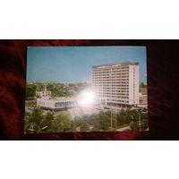 Гостиница Юбилейная Минск 1972г