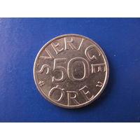 50 эре 1981 швеция #168