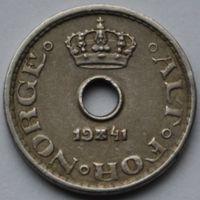 Норвегия, 10 эре 1941 г