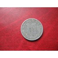 10 грошей 1949 год Австрия