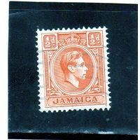 Ямайка.Ми-119. Король Георг VI. 1951.