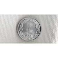 Камерун 1 франк 1969(редкая)\блеск/(Ki)