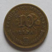 10 липа 2001 Хорватия