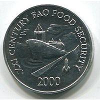 ПАНАМА - ЧЕНТЕЗИМО 2000 ФАО