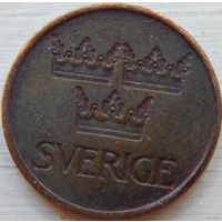 Швеция 5 оре 1973 год