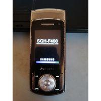 Samsung SGH F400
