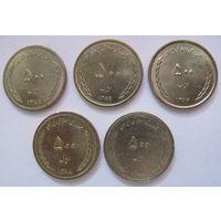 Иран, 500 риалов, 2008
