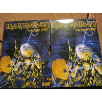 """Iron Maiden"".Live after death.2 DVD"