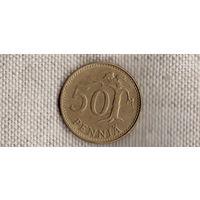Финляндия 50 пенни 1983(Ah)