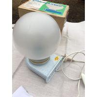 Складской светильник  выпуска 2000г в родной  упаковке.