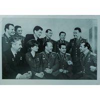 Летчики-космонавты СССР.  1966 год! Отличная фотокарточка в вашу коллекцию. ОБМЕН НА КНИГИ